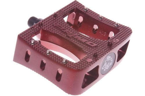 Primo Super Tenderizer Alloy Pedals - Red 9/16""